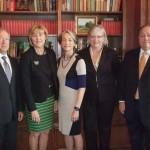Pearson's Esteemed Panelists Q2 2014 photo