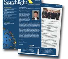 searchlight newsletter