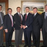 Pearson's Esteemed Panelists Q1 2009 photo