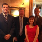 Pearson's Esteemed Panelists Q2 2013 photo