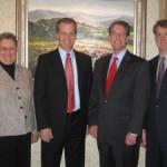 Pearson's Esteemed Panelists Q4 2008 photo