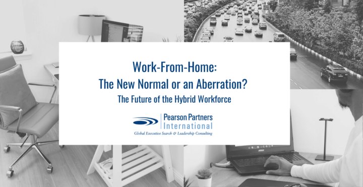 Work-from-Home: The New Normal or an Aberration?