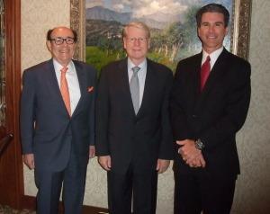 Dr. Bob Potter, Dr. David E. Daniel, Keith Pearson