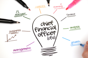 Image of CFO graphic