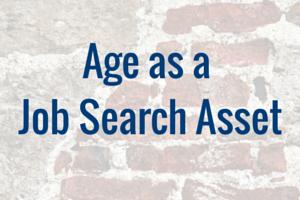 Make Age a Job Search Asset