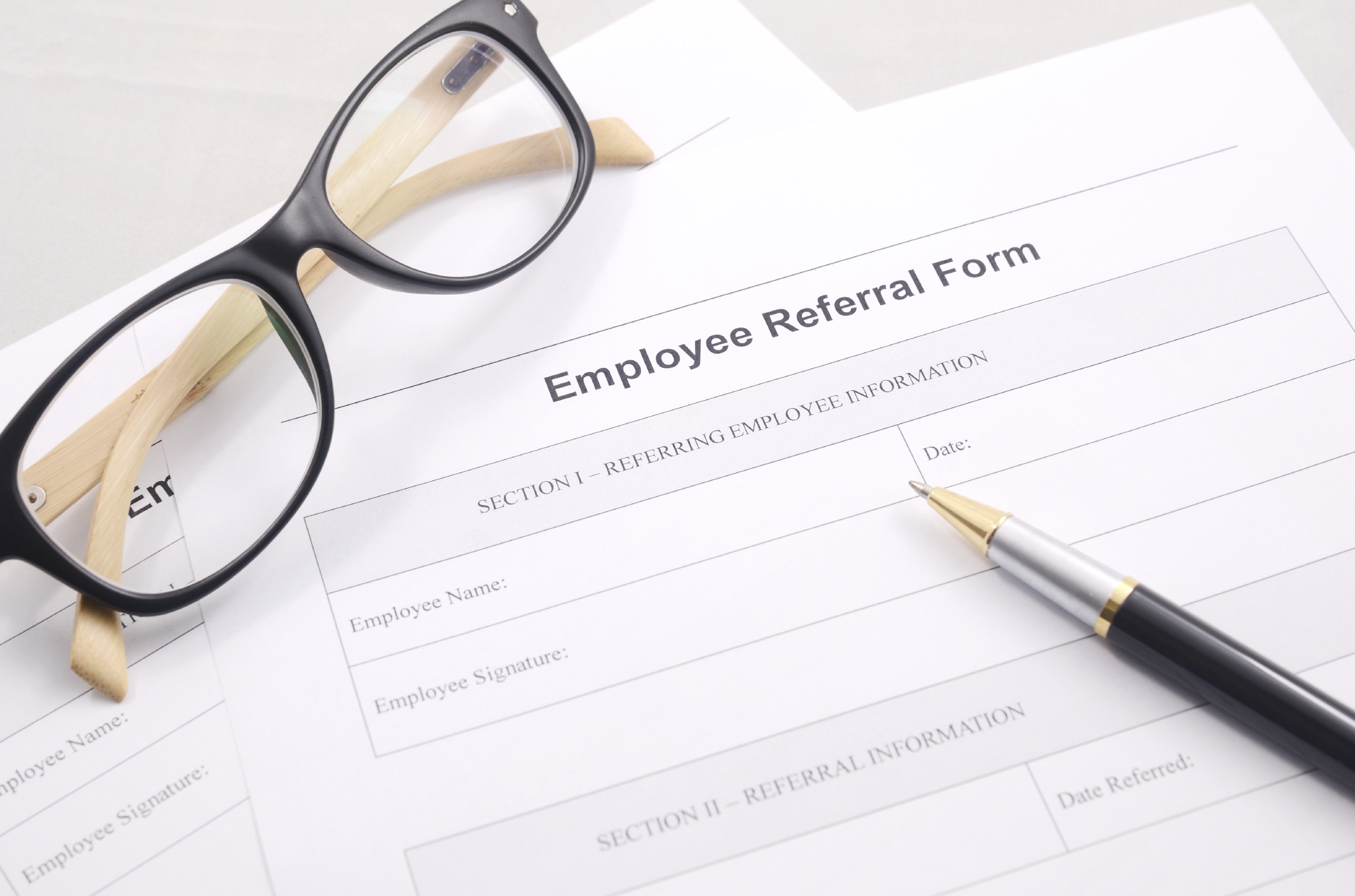... Employee Referral Form