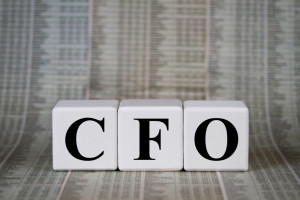 image of cfo text