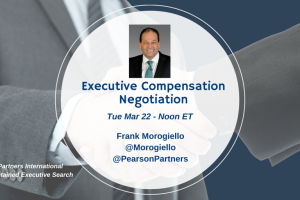 TweetChat: Compensation Negotiation – March 22, 2016