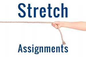 Stretch Assignments Can Develop Leadership Skills