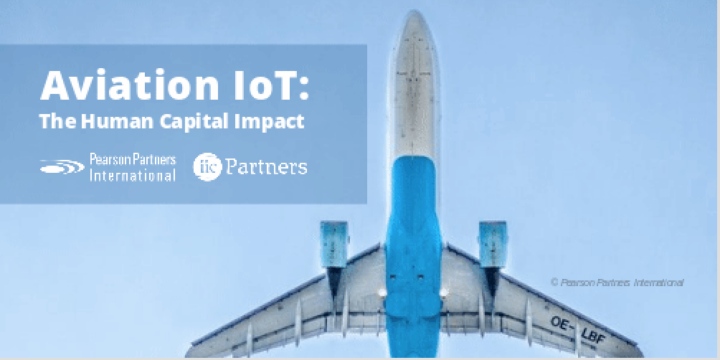 image of aviation internet of things