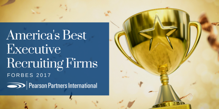 image of award for best search firms in america