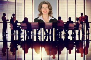 boardroom discussion image featuring renee arrington