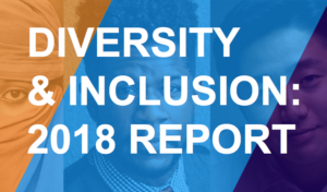 Diversity & Inclusion Report 2018—IIC Partners