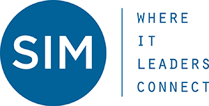 SIM logo Society for Information Management