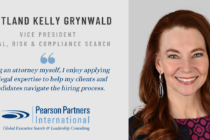 Profile: Cortland Kelly Grynwald, Vice President