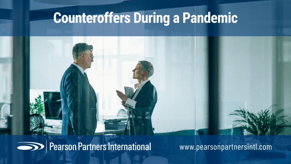 Counteroffers During a Pandemic